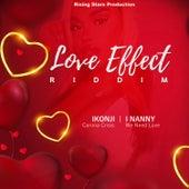 Love Effect Riddim by I Nanny