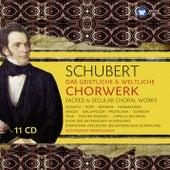 Schubert: Das geistliche & weltliche Chorwerk · Sacred & Secular Choral Works von Wolfgang Sawallisch