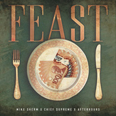 Feast by Mike Sherm