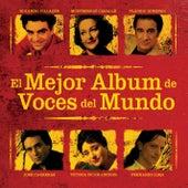 El Mejor Album de VOCES del Mundo by Various Artists