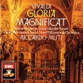 Vivaldi: Magnificat/ Gloria von Teresa Berganza