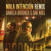 Mala Intención (Remix) by Daniela Brooker