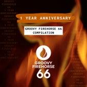 Groovy Firehorse 66 - 1 Year Anniversary (Extended Mixes) de Various Artists