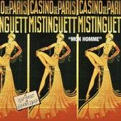 Du Caf' Conc' au Music Hall by Mistinguett