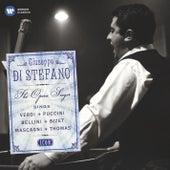 Icon: Giuseppe Di Stefano by Giuseppe Di Stefano