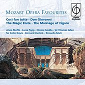 Mozart Opera Favourites de Various Artists