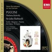 Puccini : Madama Butterfly de Sir John Barbirolli