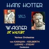 Hans Hotter Sings Wagner by Hans Hotter, Herbert von Karajan, Orchestra del Teatro alla Scala di Milano