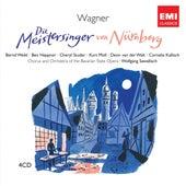 Wagner: Die Meistersinger by Bayerisches Staatsorchester