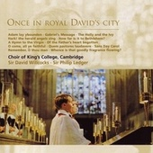 Once in royal David's city de Choir of King's College, Cambridge