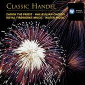 Classic Handel (Favourites) de Various Artists