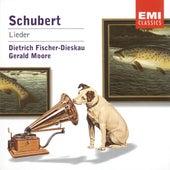 Schubert: 21 Lieder von Dietrich Fischer-Dieskau