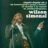 Alegria Alegria Vol.3 & Alegria Alegria Vol.4 de Wilson Simonal