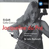 Elgar: Cello Concerto de Jacqueline du Pré Sir John Barbirolli