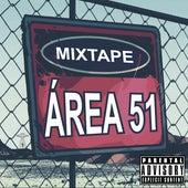 Mixtape Área 51 by Various Artists