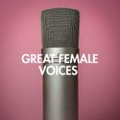 Great Female Voices de Various Artists