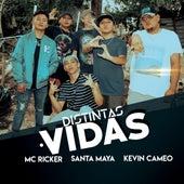 Distintas Vidas (Remix) de MC RICKER OFFICIAL