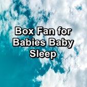 Box Fan for Babies Baby Sleep by F.A.N