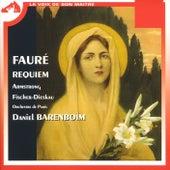 Fauré - Requiem by Daniel Barenboim