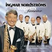Saxpartyfavoriter by Ingmar Nordströms
