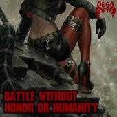Battle Without Honor or Humanity de Megaraptor