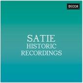 Satie: Historic Recordings by Erik Satie