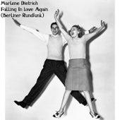 Falling in Love Again (Berliner Rundfunk) de Marlene Dietrich