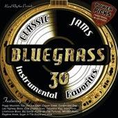 Bluegrass Classic Jams Power Picks: 30 Instrumental Favorites by Various Artists