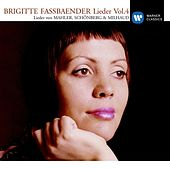 Lieder Vol.4 von Brigitte Fassbaender
