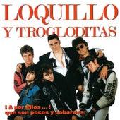 Cadillac Solitario von Loquillo Y Los Trogloditas