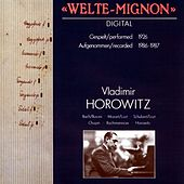 Vladimir Horowitz on Welte-Mignon by Vladimir Horowitz