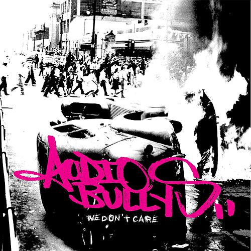 We Don't Care by Audio Bullys