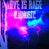 Love Is Rage fra O.NMusic