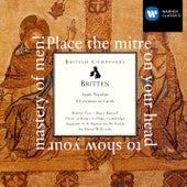 Britten: Saint Nicolas, A Ceremony of Carols von Choir of King's College, Cambridge