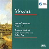 Mozart Horn Concertos by English Chamber Orchestra