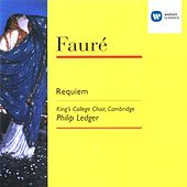 Fauré: Requiem, etc. von Choir of King's College, Cambridge