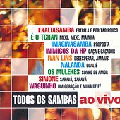 Todos Os Sambas Ao Vivo de Various Artists