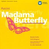 Puccini Madama Butterfly - Highlights de Sir John Barbirolli
