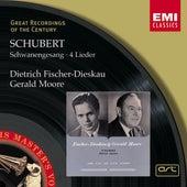 Schubert: Schwanengesang etc von Dietrich Fischer-Dieskau
