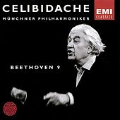 Beethoven: Symphony No.9 von Sergiù Celibidache