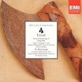 Elgar - Choral Works von Vernon Handley