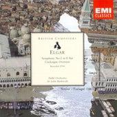 Elgar Symphony No 2 etc de Sir John Barbirolli