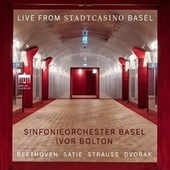 Live from the Stadtcasino Basel by Sinfonieorchester Basel