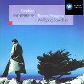 Schubert - Die Winterreise de Thomas Hampson