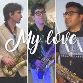 My love (Versión instrumental) by Bryan Casihui