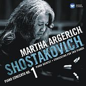 Shostakovich: Piano Concerto No.1 by Martha Argerich