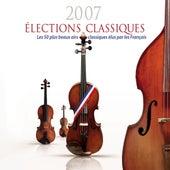 Elections Classiques Coffret de Various Artists