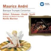 Baroque Trumpet Concertos de Maurice André Sir Neville Marriner