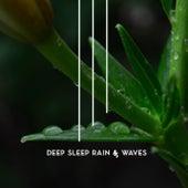 Deep Sleep Rain & Waves (Music to Fall Asleep Quickly, Tranquil Nights, Lullabies to Help You Relax) by Deep Sleep Music Academy