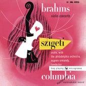 Brahms: Violin Concerto in D Major, Op. 77 (Remastered) by Eugene Ormandy